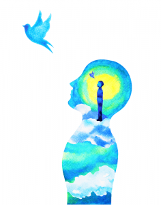 graduate spiritual journey clairvoyance